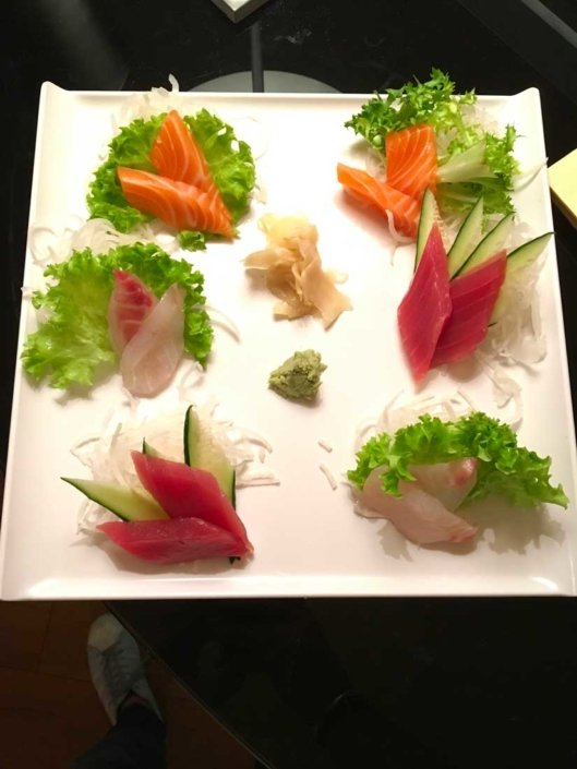 sushi take away bergamo