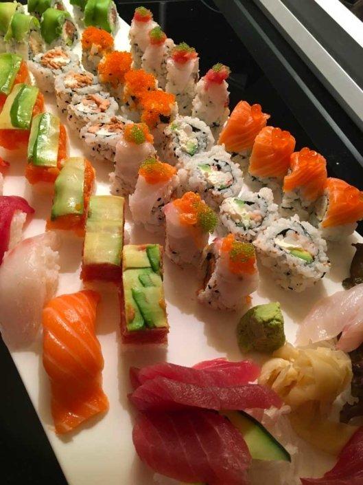 ristorante cucina giapponese a bergamo