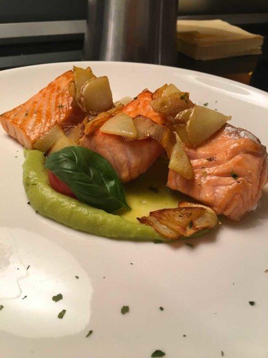 ristorante pesce fresco in centro bergamo