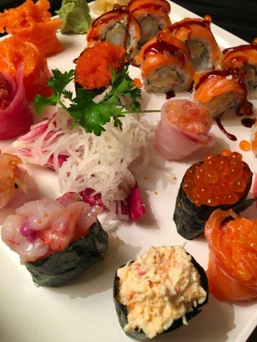 ristorante giapponese bergamo centro
